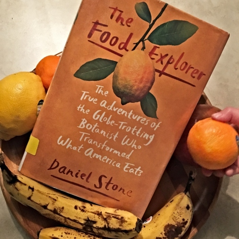 The Food Explorer, Daniel Stone